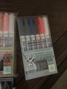 Another set of Real Touch Markers