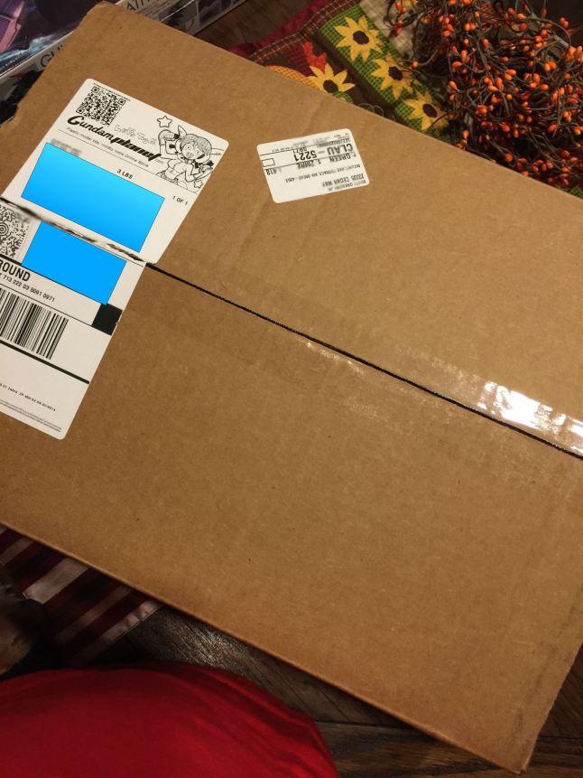 Its a Box!