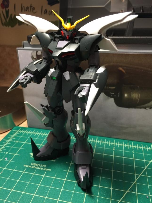 Gundam Deathscythe Hell Update