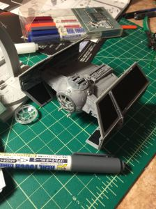 Tie Fighter Advanced - Finished