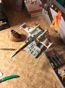 X-Wing WIP